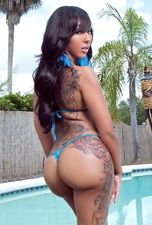 Free Inked Teen Porn Pictures